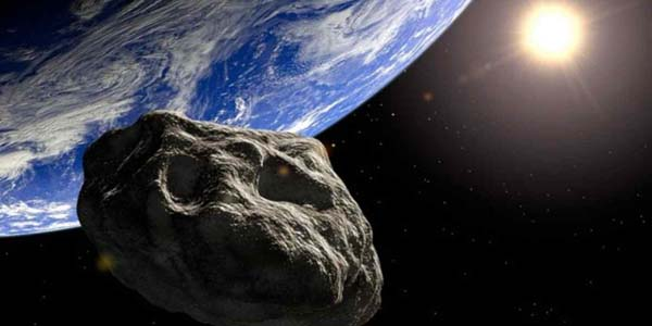 Asteroid Aphosis akan menabarak Bumi