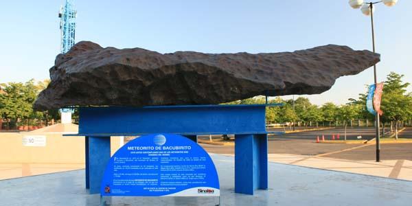 Meteorit Bacubirito